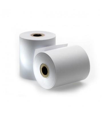 Caja de papel térmico de 57 mm X 55 mm 10 paquetes 100 rollos