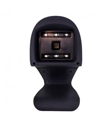 SCANNER SCM-2DU08 2D USB SOBREMESA PLATA