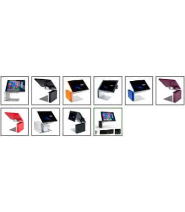 "TPV Táctil  15"" AURES SANGO J1900 SSD128GB 4GB RAM"